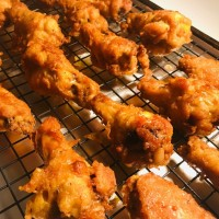 Hong Kong Fried Chicken Wings