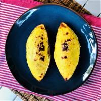 Simple and Easy Stuffed Sweet Potatoes