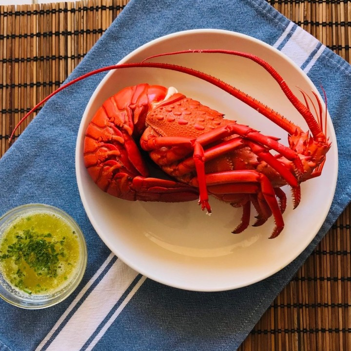 Incredible Spiny Lobster Feast with GarlicButter