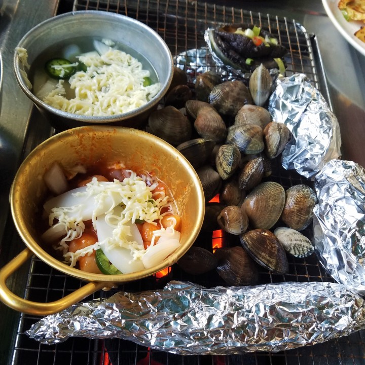 Jae Bu Do: Ultimate Korean SeafoodBBQ